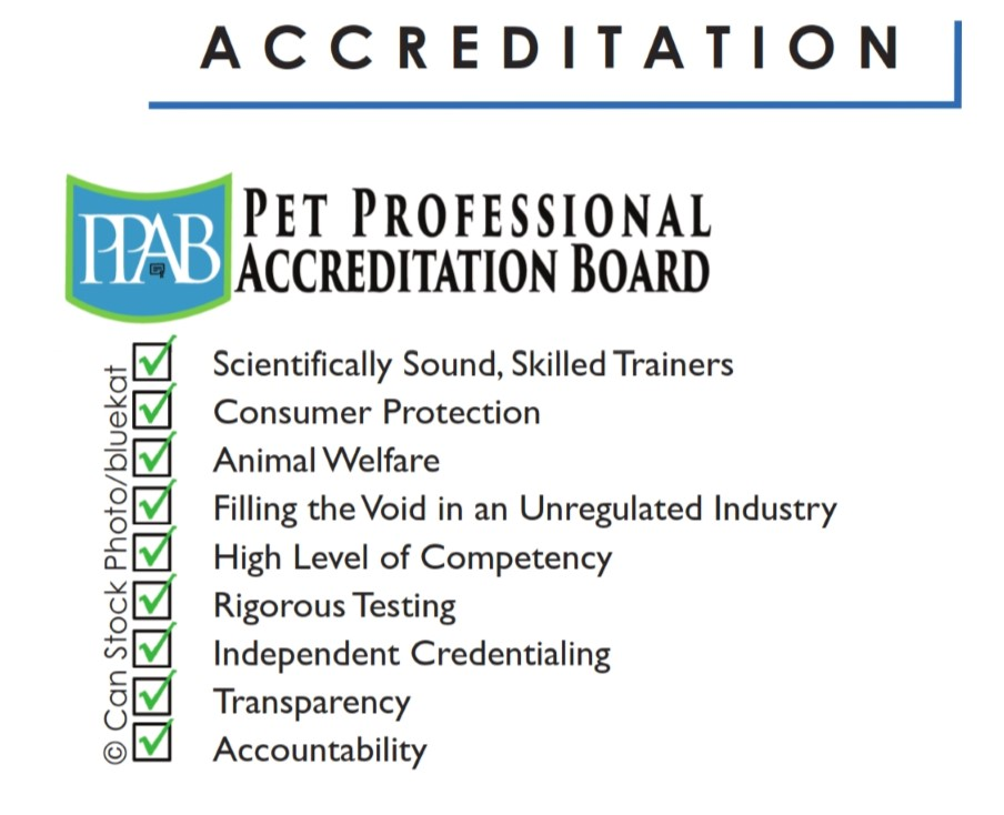 The Pet Professional Accreditation Board - Applicants Only