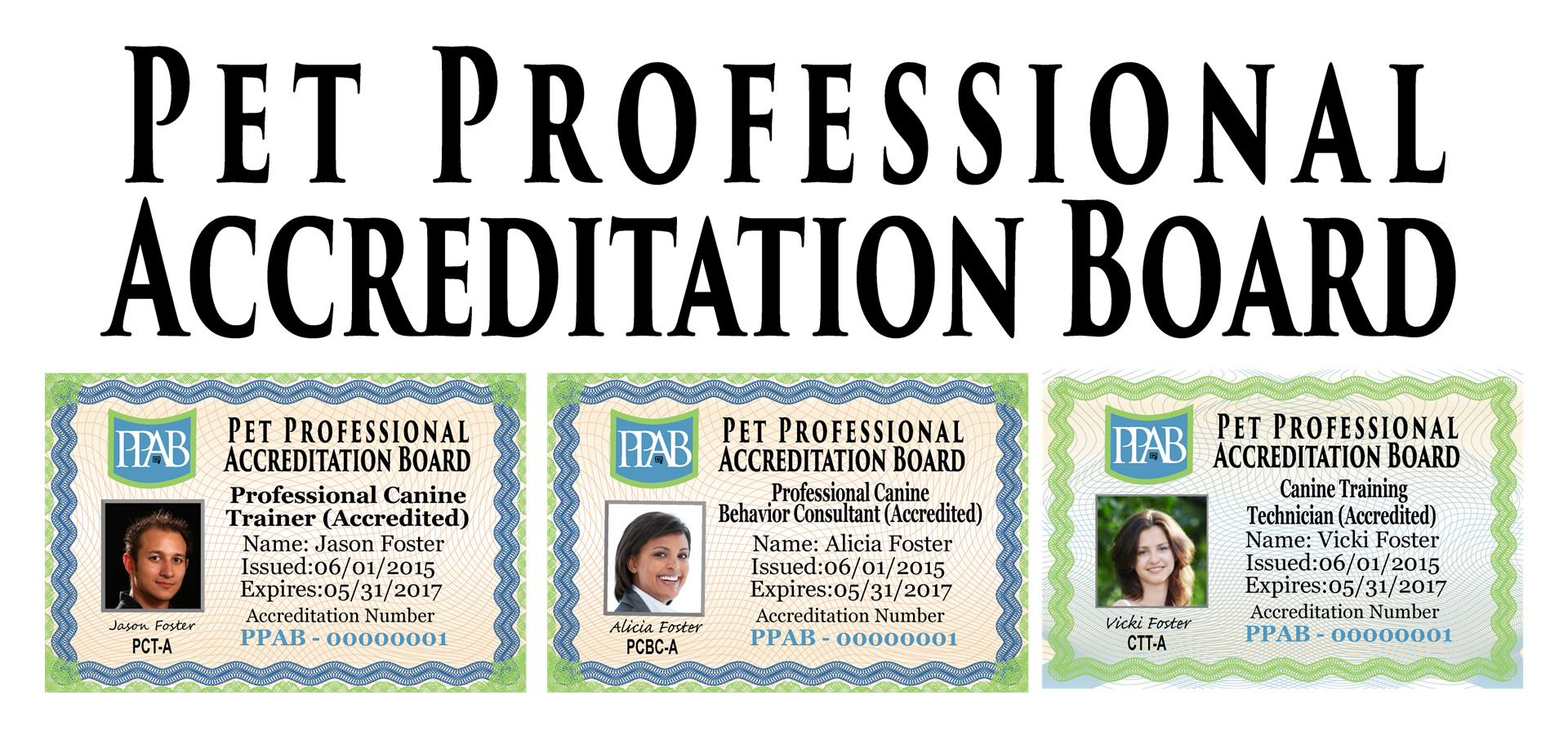 The Pet Professional Accreditation Board Home